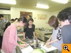 「四川大地震餃子パーティ」の報告